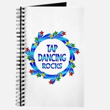 Tap Dancing Rocks Journal
