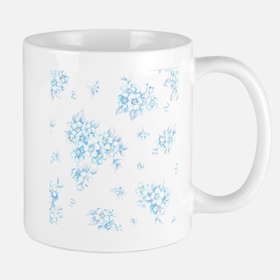 Bunch of Forget-Me. Mugs