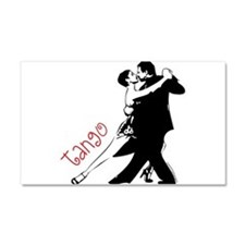 Cool Tango Car Magnet 20 x 12