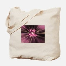 Lady Pipeliner Tote Bag