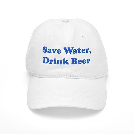 Save Water, Drink Beer Cap