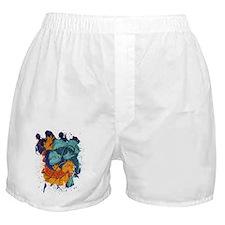 Koi Fish Boxer Shorts