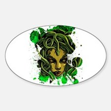 Medusa Decal