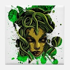 Medusa Tile Coaster
