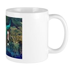 Turquoise Buffalo Mug