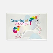 Dreaming Of Unicorns... Magnets