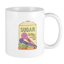 Sugar And Spices Makes Every Thing Nice Mugs