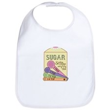 Sugar And Spices Makes Every Thing Nice Bib