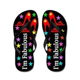 Girls night out Flip Flops