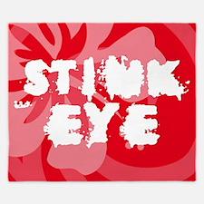 Stink Eye King Duvet