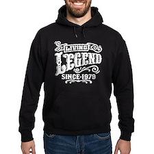Living Legend Since 1979 Hoodie