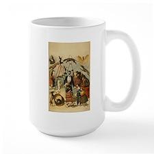 dogact11x17 Mugs