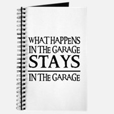 STAYS IN THE GARAGE Journal