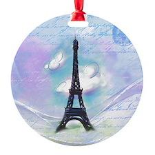 Paris In My Dreams Ornament