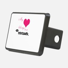 My heart Hitch Cover