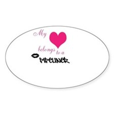 My heart Decal