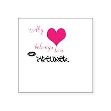 My heart Sticker