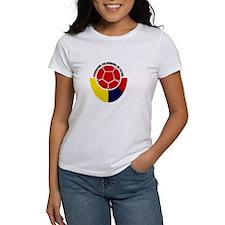 colombiaSoccerPatchNEW T-Shirt