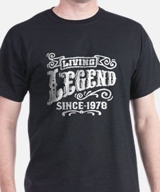 Living Legend Since 1978 T-Shirt