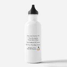 Linux Success Water Bottle
