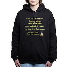 Linux Success Women's Hooded Sweatshirt