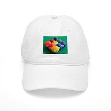 9 Ball Rack Baseball Cap