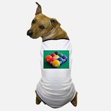 9 Ball Rack Dog T-Shirt