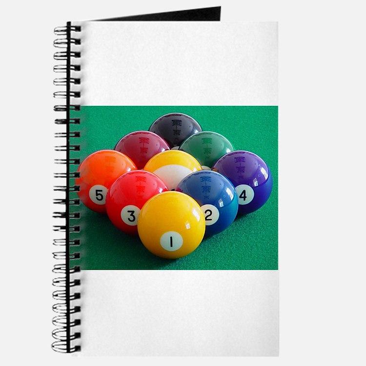 9 Ball Rack Journal