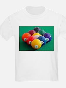 9 Ball Rack T-Shirt