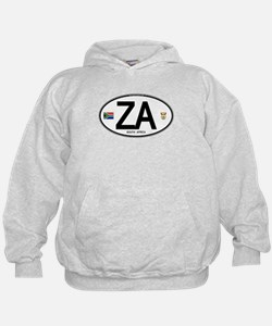 South Africa Euro-style Code Hoodie
