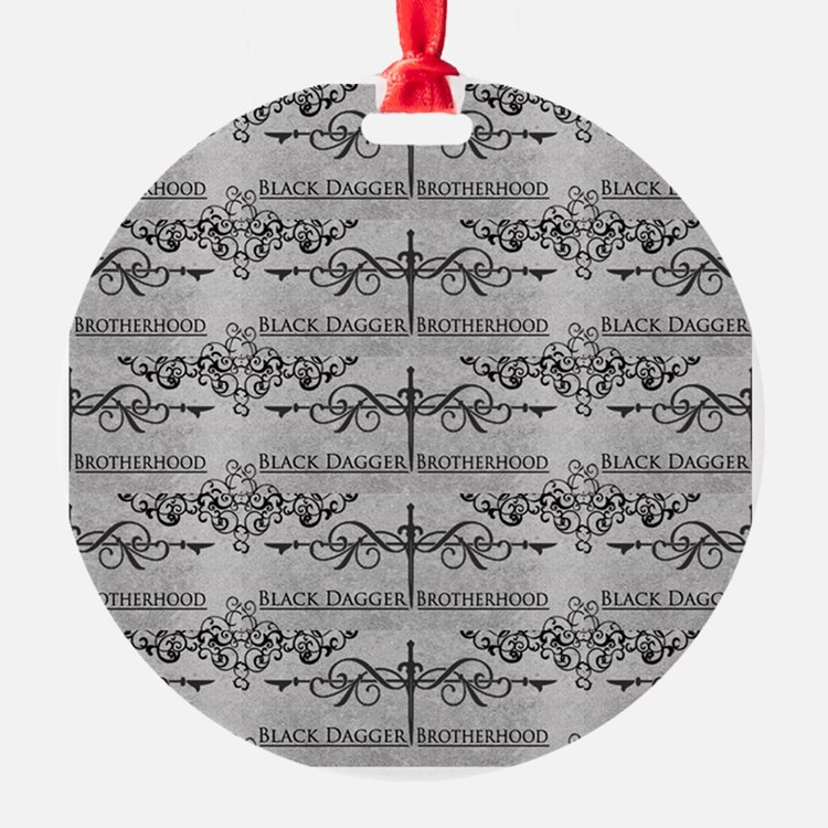 Black Dagger Brotherhood Ornament