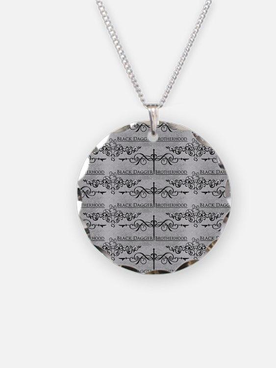 Black Dagger Brotherhood Necklace