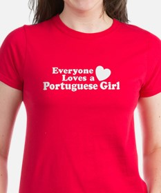 Everyone Loves a Portuguese G Tee