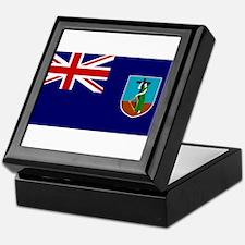 Montserrat Keepsake Box