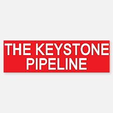 stop the keystone pipeline Bumper Bumper Bumper Sticker