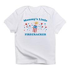 Mommys Little Firecracker Infant T-Shirt