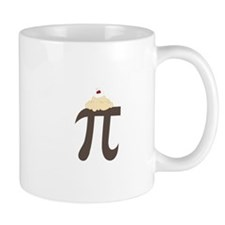 Pi Symbol Mugs