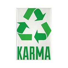 Karma Rectangle Magnet