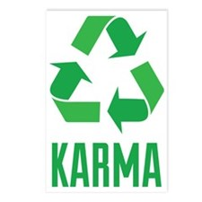 Karma Postcards (Package of 8)