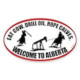 Alberta Bumper Stickers