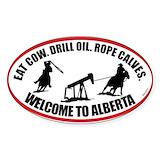 Alberta Stickers