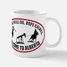 Alberta Team Roper Mug