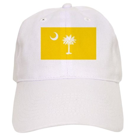 South Carolina Flag Cap