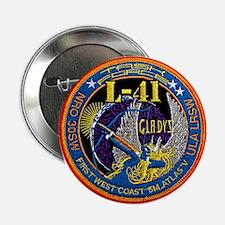 "NROL-41 Launch Logo 2.25"" Button"
