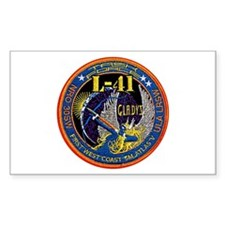 NROL-41 Launch Logo Decal
