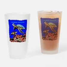 Caribbean Adventure - Drinking Glass