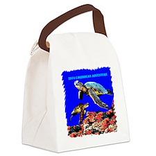 Caribbean Adventure - Canvas Lunch Bag