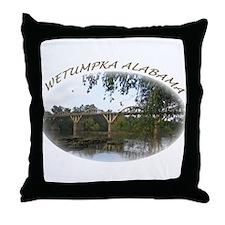 Wetumpka Throw Pillow