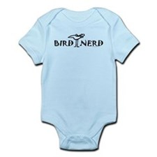 Cute Bird nerd Infant Bodysuit
