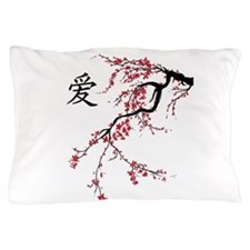 Cherry Blossom Pillow Case